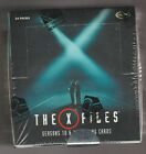 THE X FILES SEASON 10 AND 11 FACTORY SEALED TRADING CARD BOX