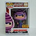 New Funko Pop Animation Yu-Gi-Oh Dark Magician Figure Hot Topic Exclusive 595
