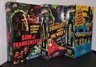 Sideshow Son Of Frankenstein Meets Wolf Man House Of 12 Lot of 3 Figures