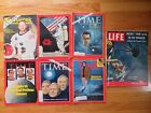 7 Space APOLLO Man on Moon NEIL ARMSTRONG BUZZ ALDRIN MICHAEL COLLINS Magazines