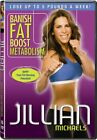 JILLIAN MICHAELS BANISH FAT BOOST METABOLISM New DVD