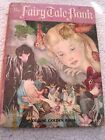 VTG The Fairy Tale Book A Deluxe Golden Book 1958 Adrienne Segur illustrations