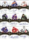 2007-08 Upper Deck SP Authentic Sign of the Times Autograph YOU PICK from List
