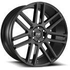 Niche M097 Elan 22x9 5x45 +35mm Gloss Black Wheel Rim 22 Inch