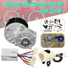 24V 250W Electric Bike Conversion Kit Motor Controller Fit 22 28 Common in US