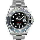 ROLEX - 50th Anniversary 43mm Stainless Sea Dweller Red MK I 126600 - SANT BLANC