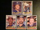 1984 Donruss Baseball Cards 4
