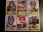 1984 Donruss Baseball Cards 6