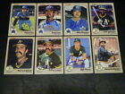 Mike Stanton 1983 Fleer #486 Autograph Mariners Signed Vintage '80s Auto Rare