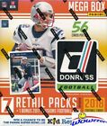 2018 Donruss Football EXCLUSIVE 8 Pack MEGA Box with 2017 ILLUSIONS HOBBY Pack!