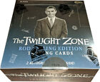 Rittenhouse 2019 Twilight Zone Rod Serling Factory Sealed Trading Card Box