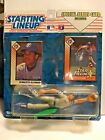 ROBERTO ALOMAR TORONTO BLUE JAYS 1993 STARTING LINEUP FIGURING KENNER HEADLINE C