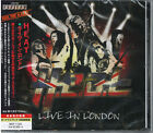 H.E.A.T-LIVE IN LONDON-JAPAN CD BONUS TRACK F83
