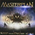 MASTERPLAN-KEEP YOUR DREAM ALIVE!-JAPAN 2 CD H40