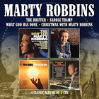 MARTY ROBBINS-THE DRIFTER / SADDLE TRAMP...-IMPORT 2 CD WITH JAPAN OBI F83