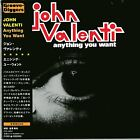 JOHN VALENTI-ANYTHING YOU WANT-JAPAN MINI LP CD F04