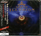 GRAND ILLUSION-BRAND NEW WORLD-JAPAN CD BONUS TRACK F75