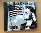Screeching Weasel CD Anthem for a New Tomorrow ORIG. Lookout Lbl.