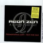 (IZ825) Aeon Zen, A Mind's Portrait - 2009 DJ CD
