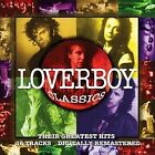 LOVERBOY - Loverboy Classics: Their Greatest Hits New CD