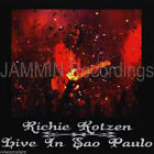 RICHIE KOTZEN - Live In Sao Paulo - Rare CD - Cardboard Sleeve Version