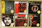 BACHMAN TURNER OVERDRIVE - 6 CD SET - JAPAN MINI LP SHM - BTO - NOT FRAGILE, ETC