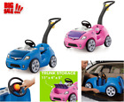 NEW Step2 Whisper Ride II Ride On Push Car Blue or Pink best gift for 1year baby