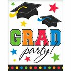 Grad Postcard Graduation Party Invitations 5 x 4 Pack of 50 with envelopes