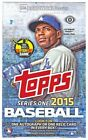 2015 Topps Series 1 Baseball Hobby Box