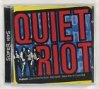 Quiet Riot - Super Hits (CD, May-1999, Sony Music Distribution (USA)) Free Ship!