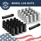 (20) 12x1.5 Lug Nuts + Lock Key 5x114.3 5x4.5 for Ford Chevy Honda Acura Wheel