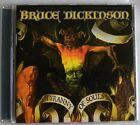 BRUCE DICKINSON TYRANNY OF SOULS CD JEWEL CASE MADE IN BRAZIL FIRST PRESS 2005