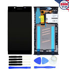 LCD Display Touch Screen Digitizer Frame for Sony Xperia L1 G3313 G3312 G3311