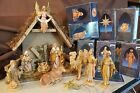 FONTANINI ROMAN NATIVITY Set Figures Crche Manger HEIRLOOM NATIVITY 5 11 Piece