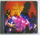 ALICE IN CHAINS UNPLUGGED CD MADE IN BRAZIL ORIGINAL 1st PRESSING 1996