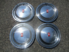 Deluxe 1977 to 1979 Oldsmobile Delta 88 98 15 inch hubcaps wheel covers set