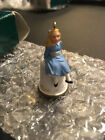 Hallmark '1995 Alice In Wonderland' 1st in Series Thimble Miniature Ornament NIB