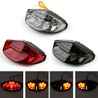LED Tail light & integrated Turn Signals For DUCATI Monster 696 795 796 1100 US