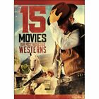 15-Movie Collection Westerns: Our Most Requested DVD Box Set Willie Nelson