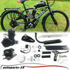 50cc 2 Stroke Cycle Motor Kit Motorized Bike Petrol Gas Bicycle Engine w AP59