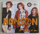 HANSON IF ONLY CD SINGLE RADIO/DJ PROMO MADE IN BRAZIL 2000 THIS TIME AROUND