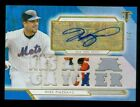 2018 Topps Triple Threads Mike Piazza AUTO Jersey Patch 13X Relics SSP RARE #2 3