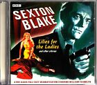 SEXTON BLAKE - Lilies For The Ladies BBC Radio Audiobook 2-CD WILLIAM FRANKLYN
