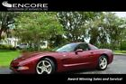 2003 Chevrolet Corvette 2dr Coupe W 1SC and 50th Anniversary Packages 2003 Corvette 2dr Car 53659 Miles With warranty TradesFinancing