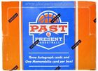 2011 12 PANINI PAST & PRESENT BASKETBALL HOBBY BOX LOOK FOR KYRIE IRVING!