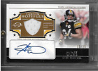 HINES WARD 2011 TOPPS LEGENDS CANTON HOPEFULS AUTO RELIC #13 25 STEELERS