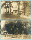 2 1925 ELKRIDGE MD RPPC Amoco Gas Station DEEP RUN PARK Tourist Camp HOWARD CO