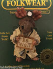 Boyds Bears Dr. Mooselberry...Makin' Rounds-Boyds Bears Moose MINT NEW~RARE PIN