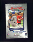 2012 Bowman Chrome Baseball Wrapper Redemption Details - UPDATE 8