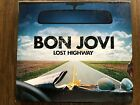 Bon Jovi Lost Highway First time Limited edition CD+DVD Original postcard Bonus